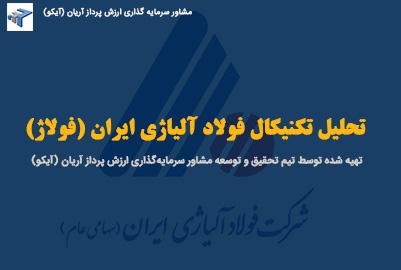 تحلیل تکنیکال فولاد آلیاژی ایران
