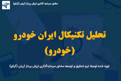 تحلیل تکنیکال ایران خودرو (خودرو)